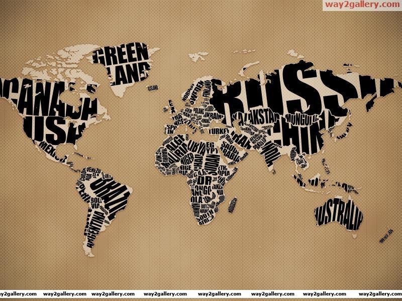 3d global map