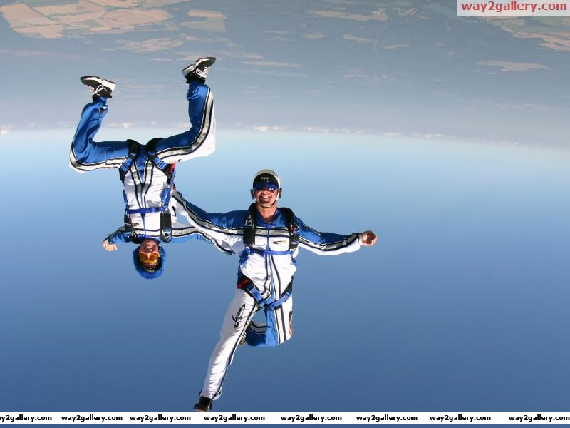 Freefly sky dive record