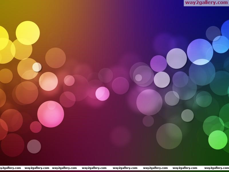 Wallpaper abstract bubbles color background creative