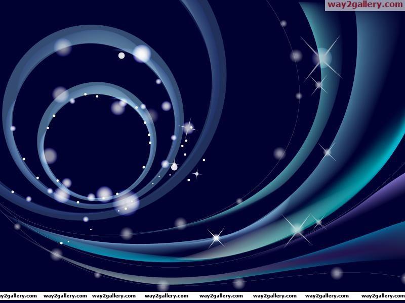 Wallpaper abstract wallpaper blue lights