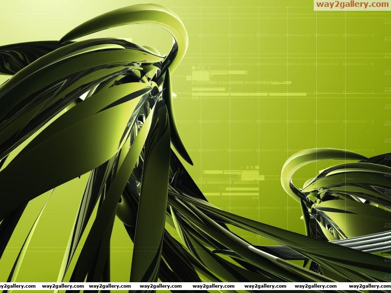 Wallpaper abstraction abstraction greens