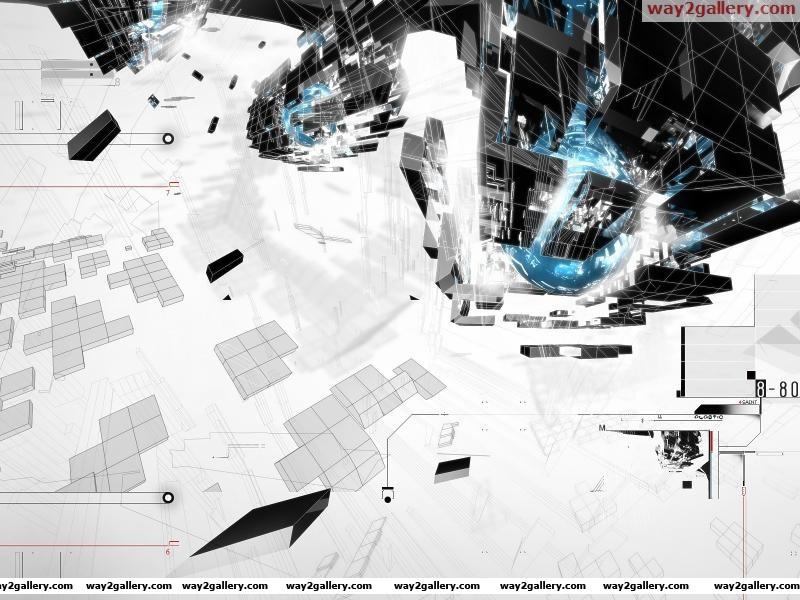Wallpaper amplifier404 planet cinema 4d construction minimal trance