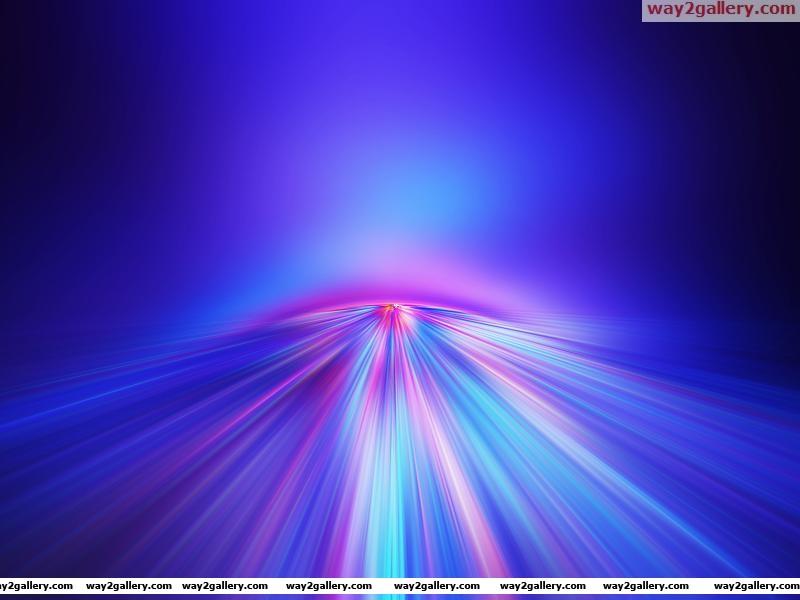Wallpaper brightness zoom glow rays night