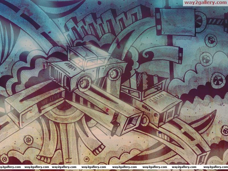 Wallpaper figure the strokes auto