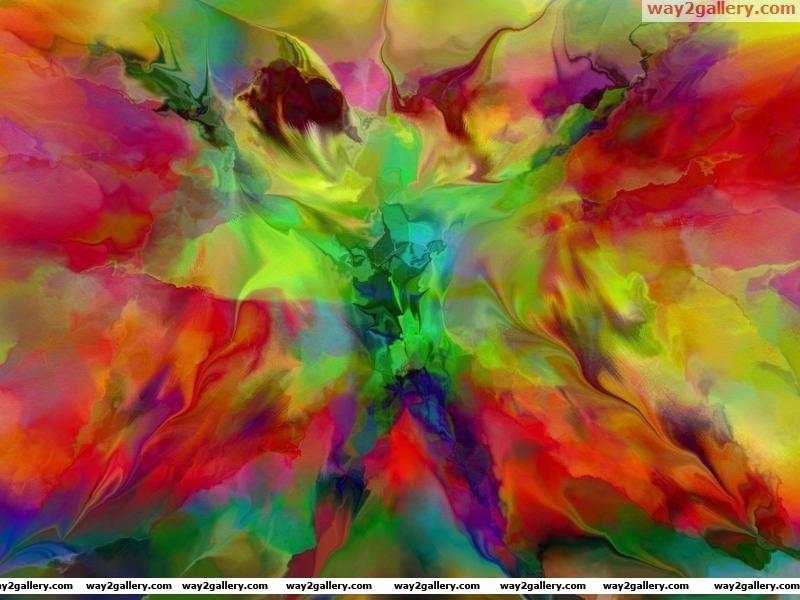 Abstract human body