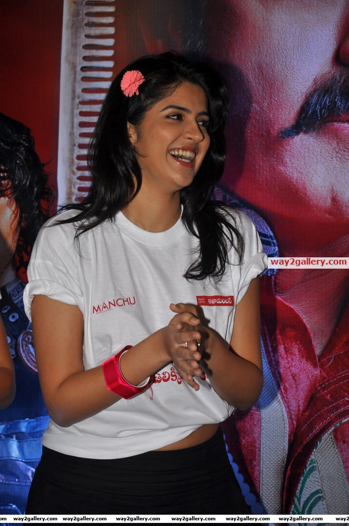 Deeksha seth at inorbit mall ukup promotion