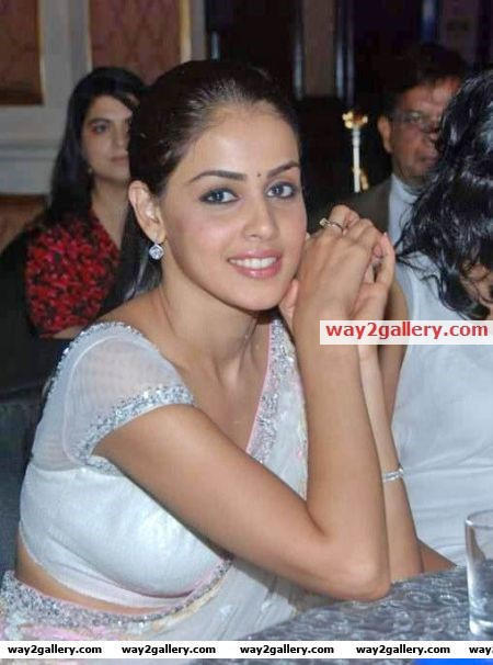 Genelia   the ultimate expose in saree