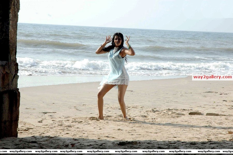 Actress samantha stills from moscowin kaveri movie