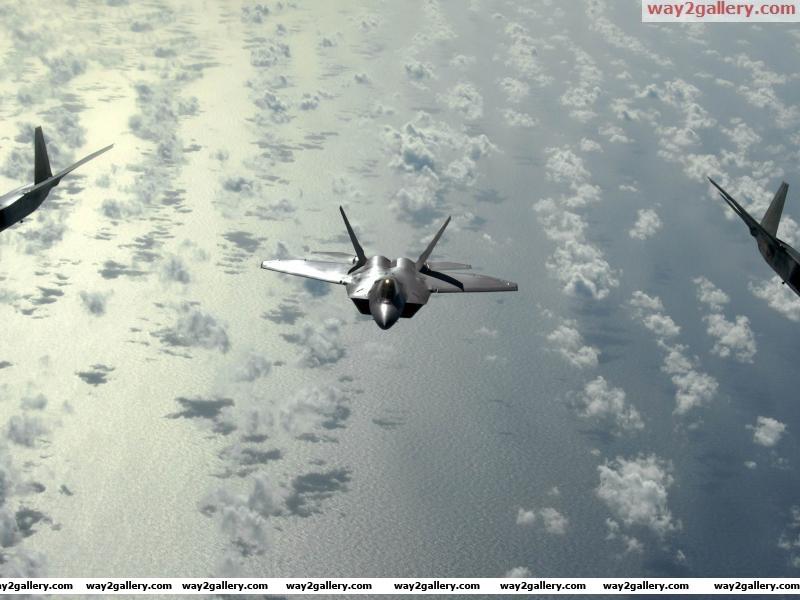 Aircraft f22