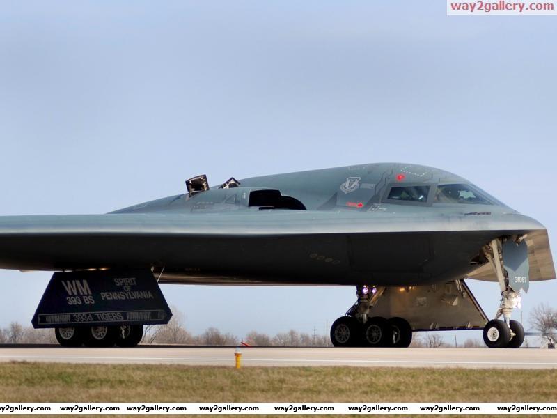 B 2 spirit supporting operation odyssey dawnaircraft