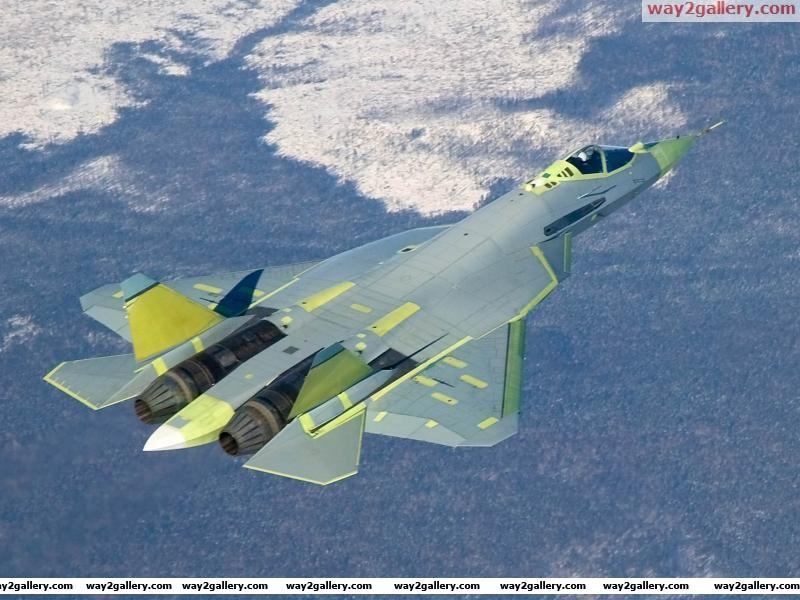 Sukhoi t 50aircraft