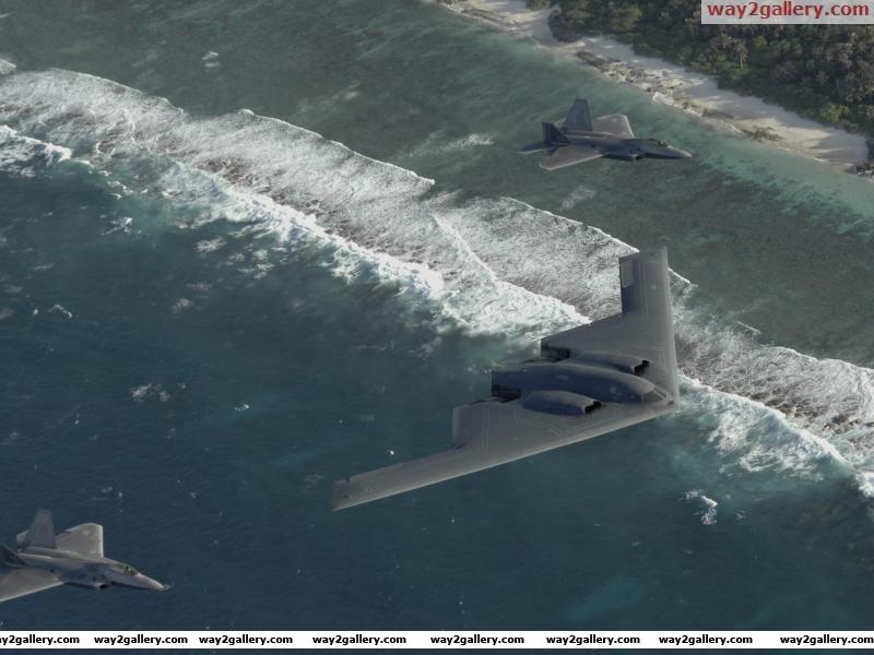 B 2 f 22s aircraft
