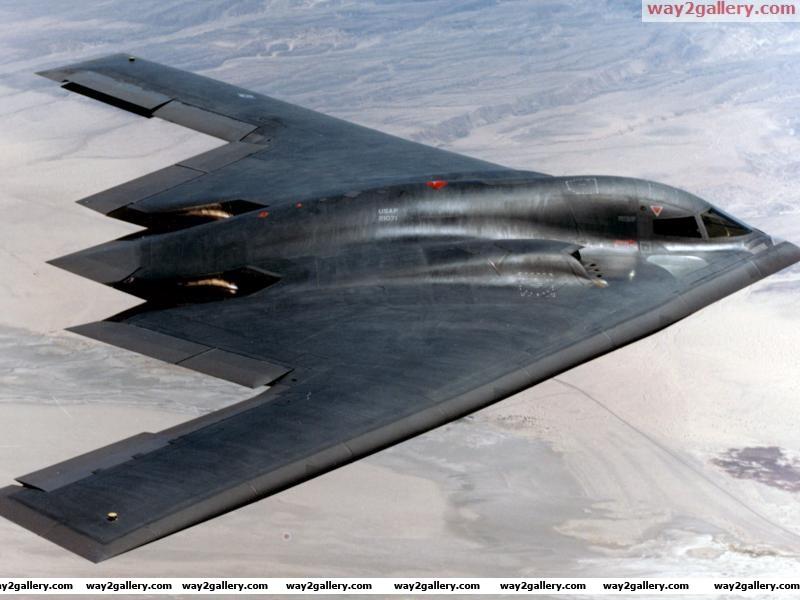 B2spirit bomberaircraft