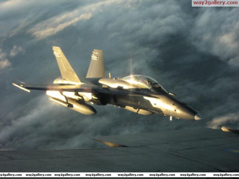 F18 hornetaircraft