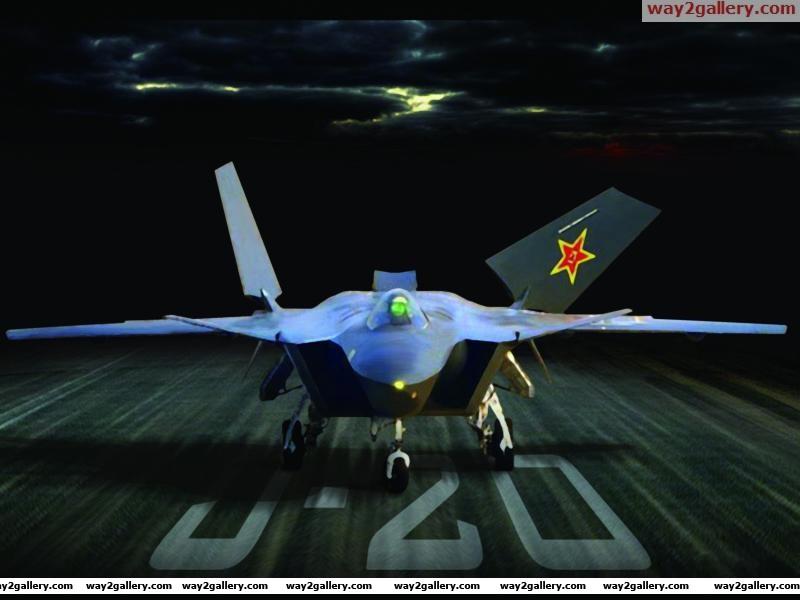J20aircraft
