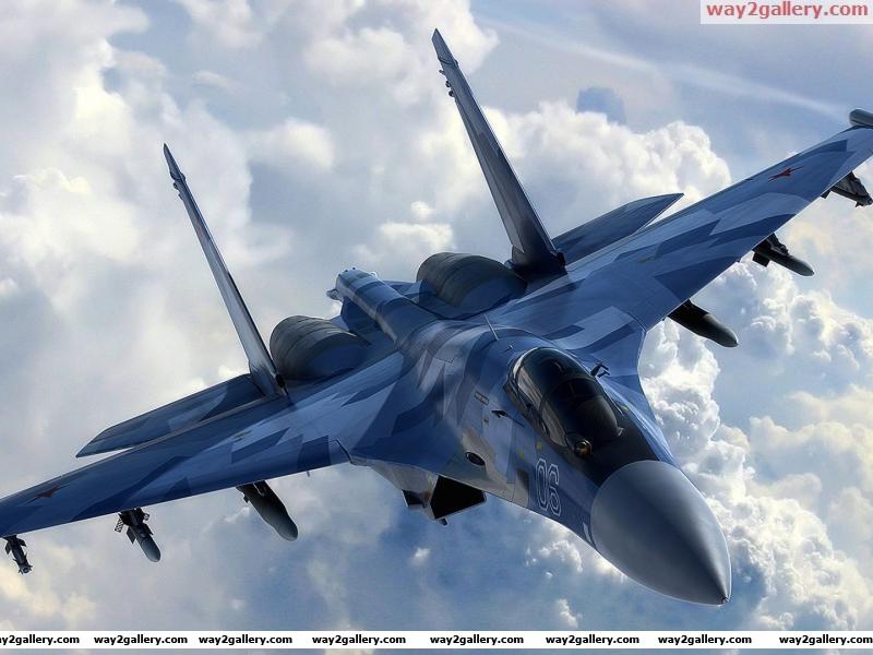 Su 35bm russian su35 sukhoi military aircraft