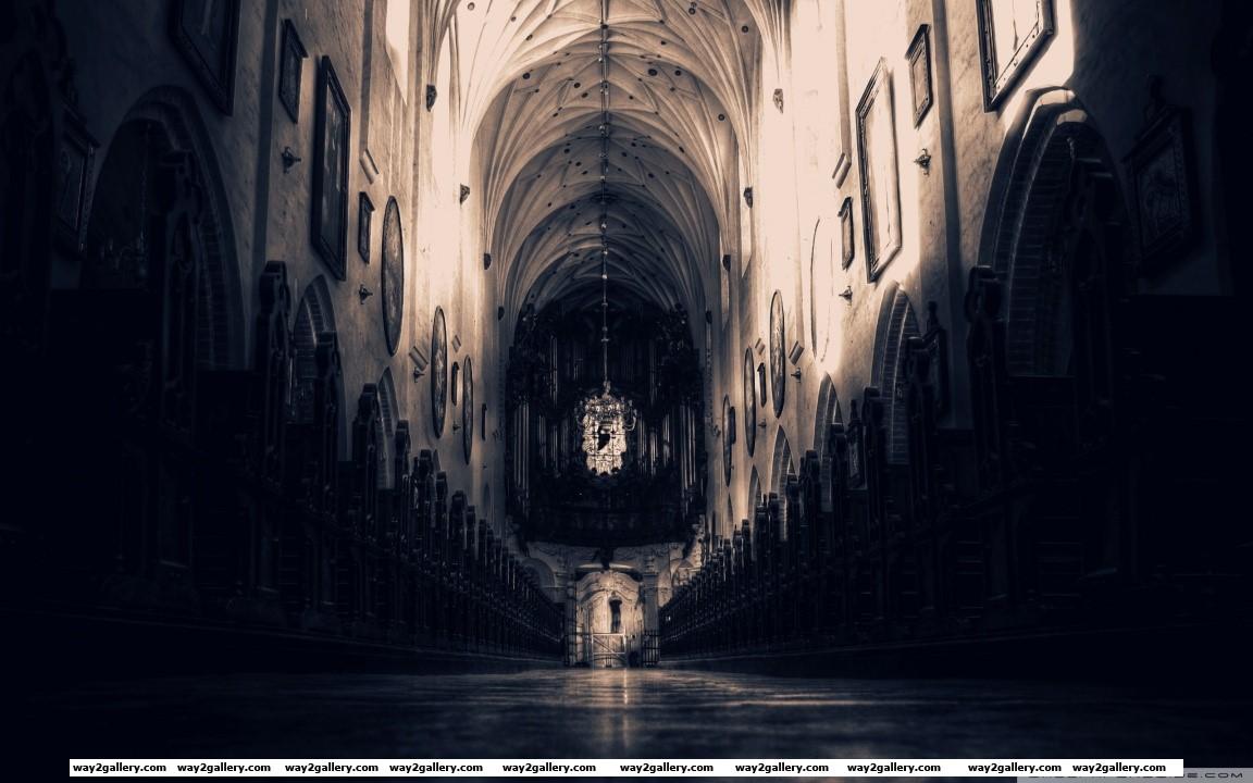 Gothic architecture hd wide wallpaper