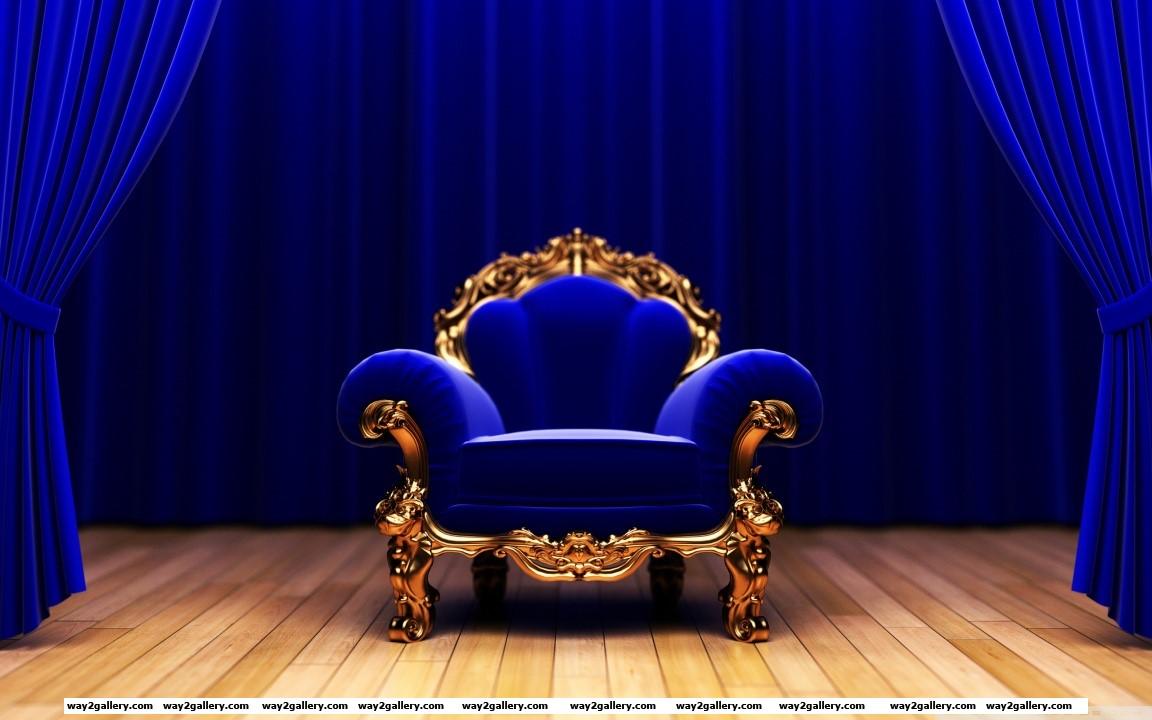 King armchair hd wide wallpaper