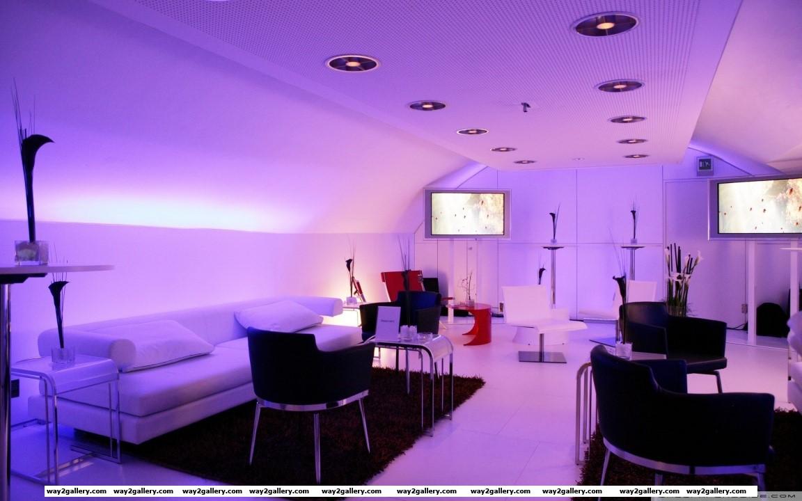Purple room hd wide wallpaper