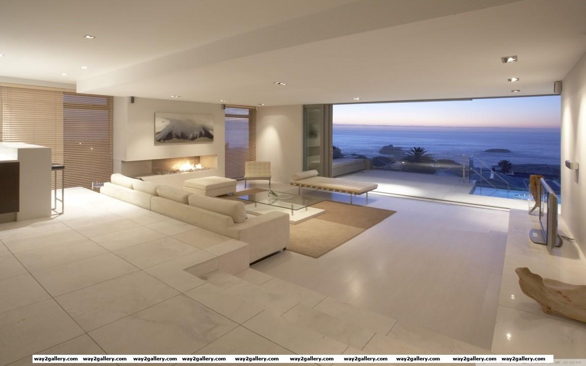 Room with ocean view hd wide wallpaper