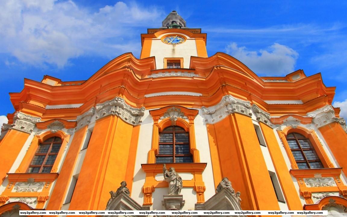 The abbey hd wide wallpaper