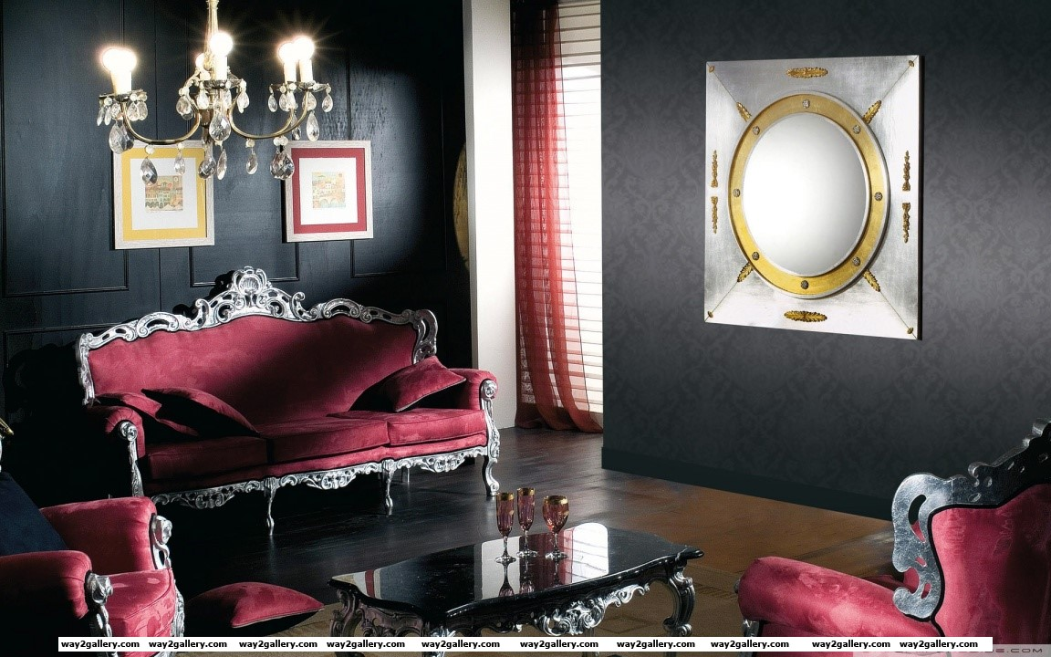 Vintage livingroom hd wide wallpaper