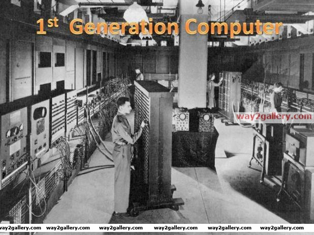 1st generation computer