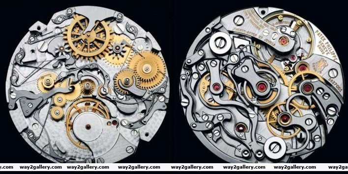 2 the internal mechanism of a watch by patek philippe considered the finest watchmaker in the world