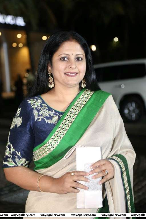 Jayasudha graced rd filmfare awards south