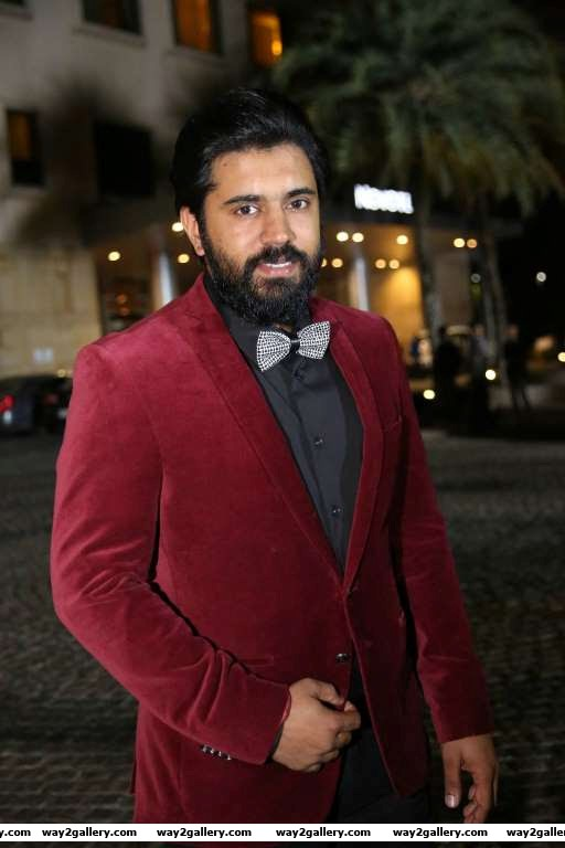 Nivin pauly looked dapper at rd filmfare awards south