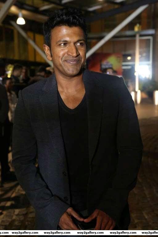 Puneeth rajkumar took home the best actor kannada award for his performance in rana vikrama