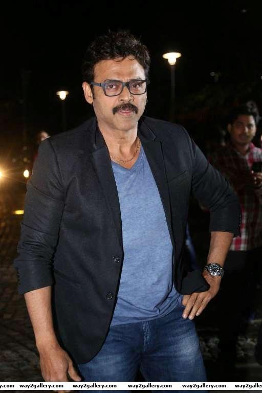 Venkatesh attended rd filmfare awards south