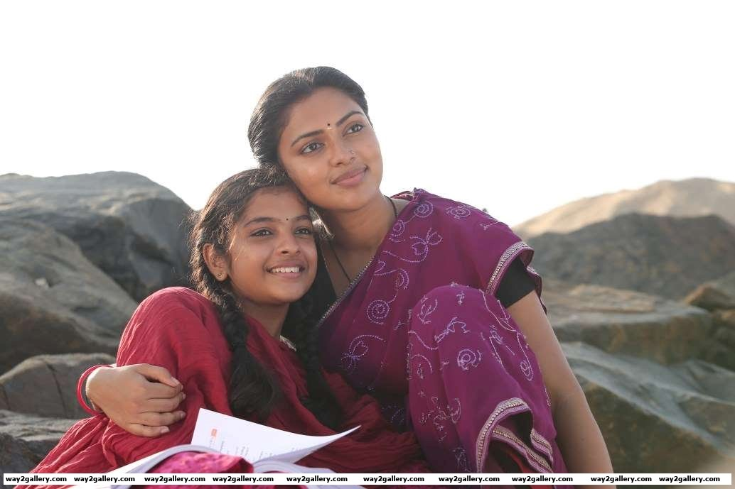 Amala Paul who had a first big break in the tragic romance Mynaa was last seen in the Tamil film Pasanga Her next release will be Amma Kanakku