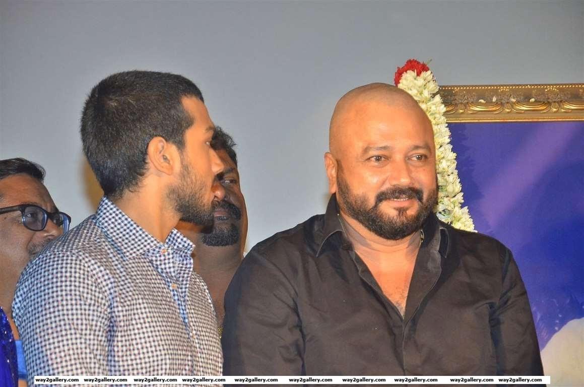 Jayaram made heads turn at the audio launch of Meenkulambum Mannpaanaiyum