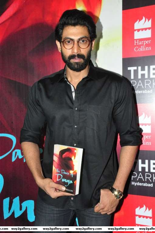 Rana Daggubati posted on Twitter Will be at KanikaDhillons book launch tomorrow Cant wait to get my copy Get yours