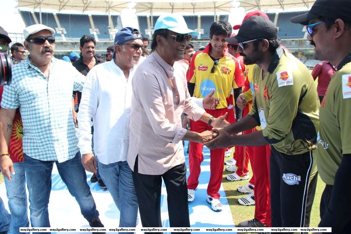 The Ramnad Rhinos was led by Vijay Sethupathi