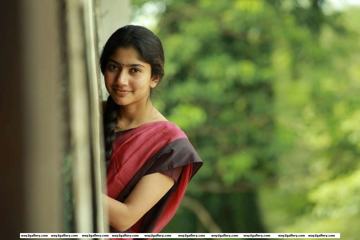 The actress who has come to be known as the Premam girl made a huge impression in the Malayalam blockbuster in which she played a college lecturer opposite Nivin Pauly