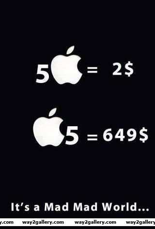 Cost of apple cost of iphone cost of apple vs iphone iphone funny pictures lol pictures funny lol