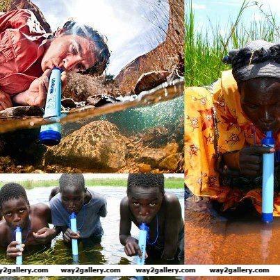 Lifestraw amazing lifestraw awesome lifestraw lifestraw purifies water water purifier amazing technology amazing pictures