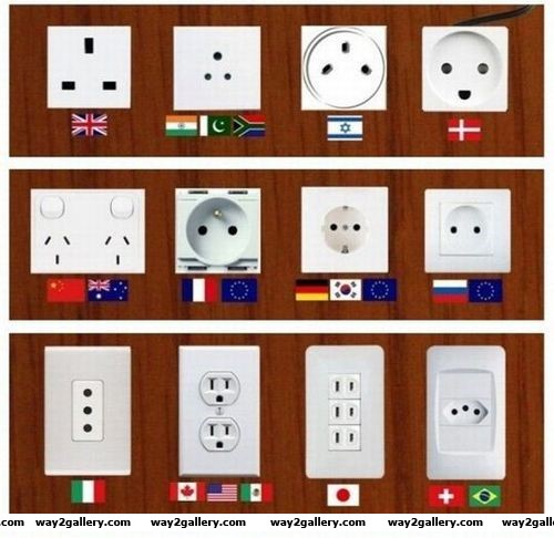 Wall sockets amazing wall sockets different wall sockets awesome wall sockets sockets amazing pictures technology amazing technology amazing pics